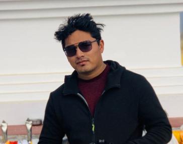 Er. Sujan Shrestha