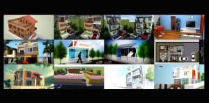 Complete Building Architecture