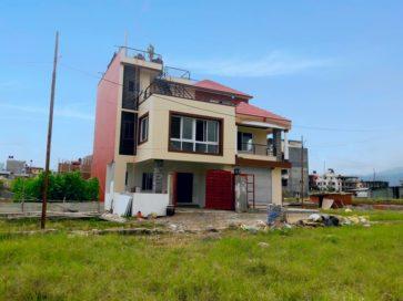 Residence of Mr. Sujan Limbu, Imadol